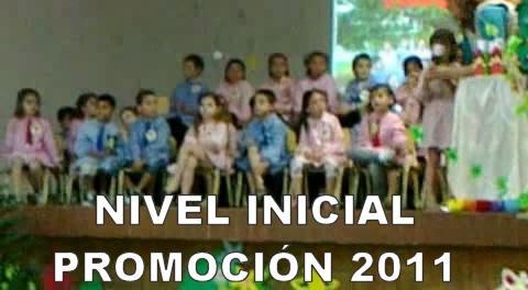 Escuela Nº 359 - Manuel Belgrano (PROMOCIÓN 2011 NIVEL INICIAL)